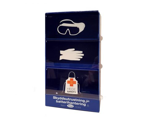 Skyddsutrustning För Batterihantering
