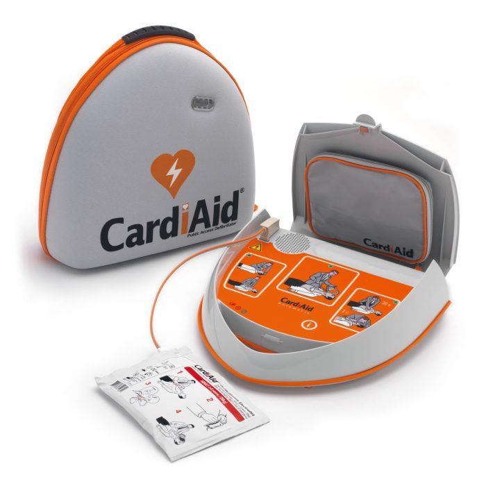 CardiAid AED Hjärtstartare